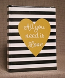 "FOTO ALBUMS ""ALL YOU NEED IS LOVE"""